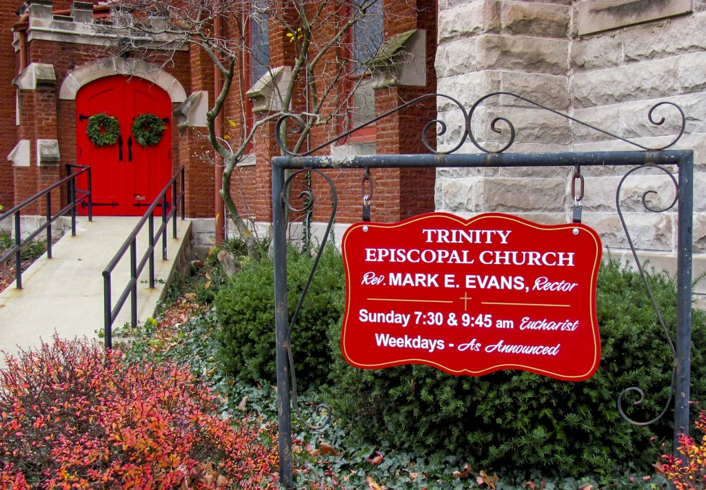 Trinity Episcopal Church, Lincoln IL